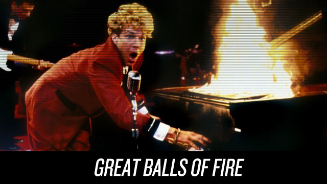 Watch Great Balls of Fire on Netflix Instant