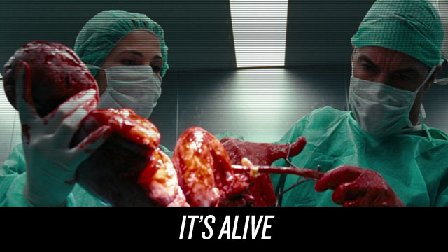 Watch It's Alive on Netflix Instant