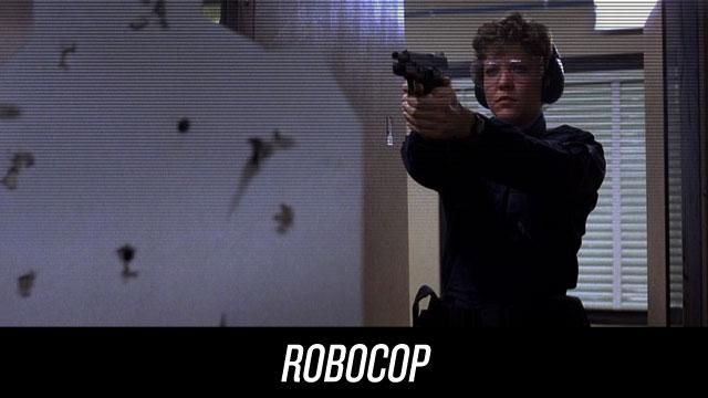 Watch RoboCop on Netflix Instant