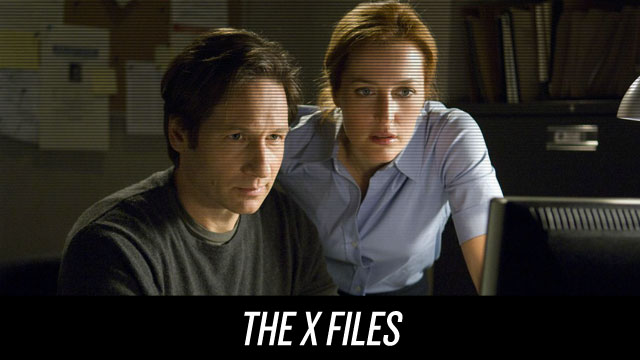 Watch The X Files on Netflix Instant