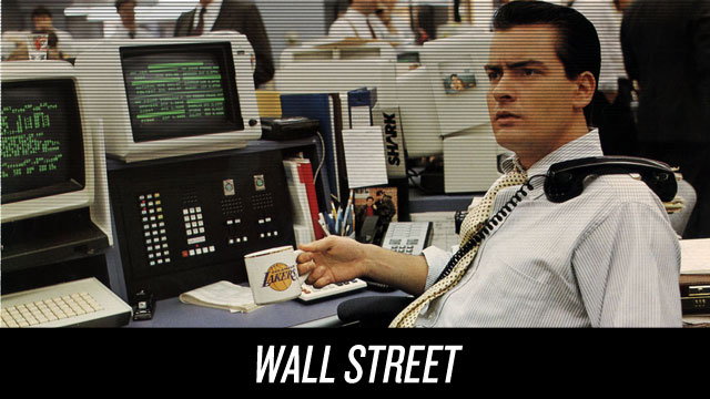 Watch Wall Street on Netflix Instant