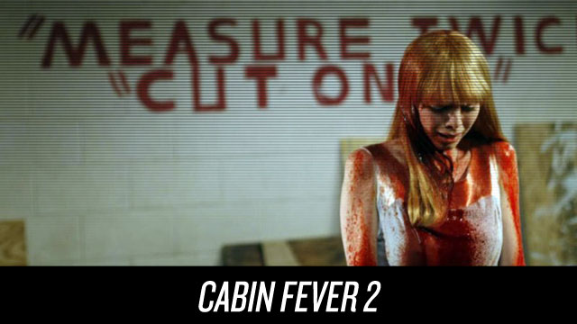 Watch Cabin Fever 2: Spring Break on Netflix Instant