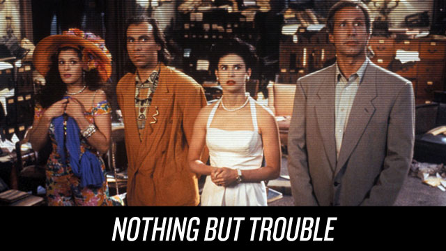 Watch Nothing But Trouble on Netflix Instant
