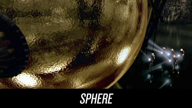 Watch Sphere on Netflix Instant