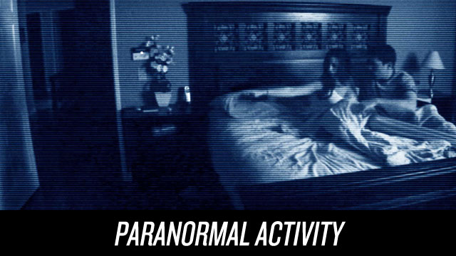 Watch Paranormal Activity on Netflix Instant