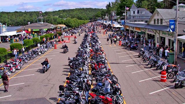 2011 Laconia Motorcycle Week Kicks-Off Tomorrow