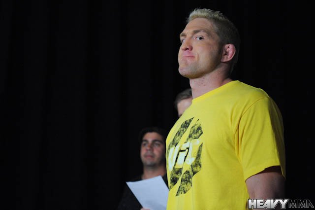 UFC132 Fight Day Set-6