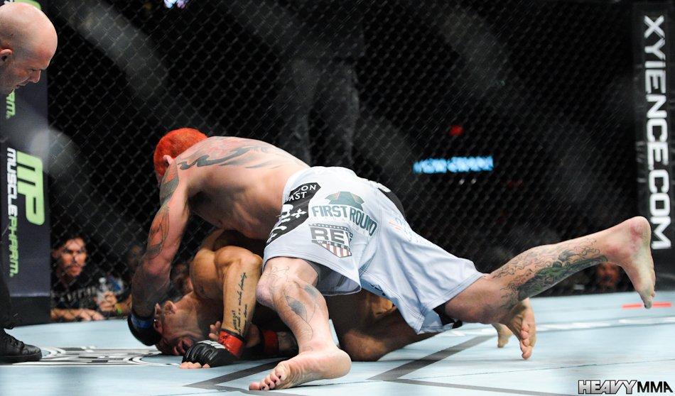 UFC132 Leben Silva-6