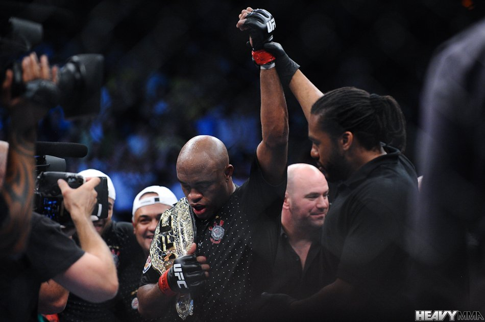 UFC 134 Rio Fight Photos-107