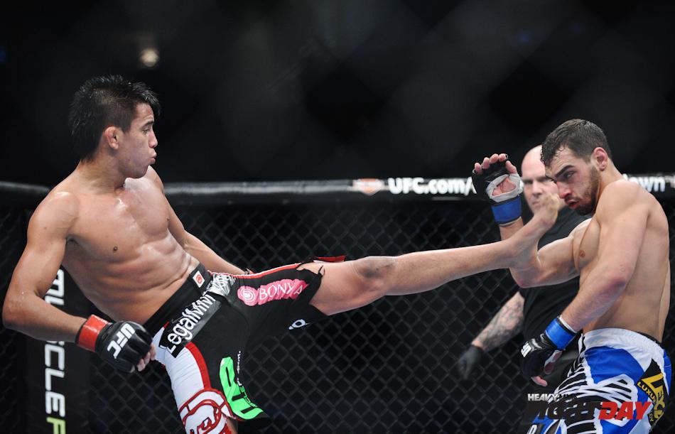 UFC 139 Miguel Torres vs.  Nick Pace-5
