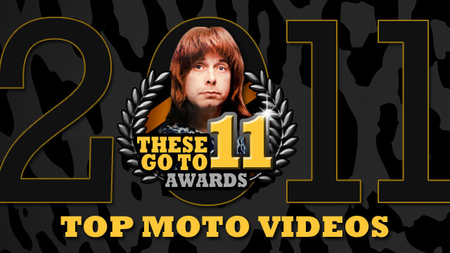Top Moto Videos of 2011