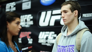 UFC contender Rory MacDonald