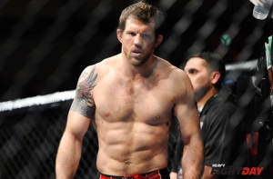UFC light heavyweight Ryan Bader