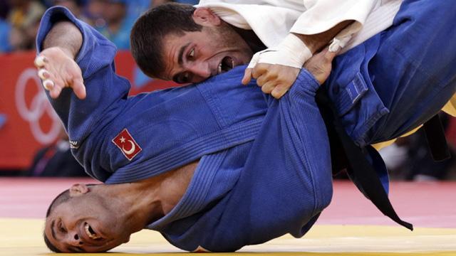Olympic Judo 2012