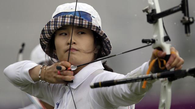 Olympic Archery 2012