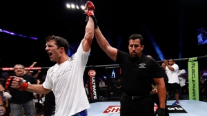 Luke Rockhold Strikeforce Champion