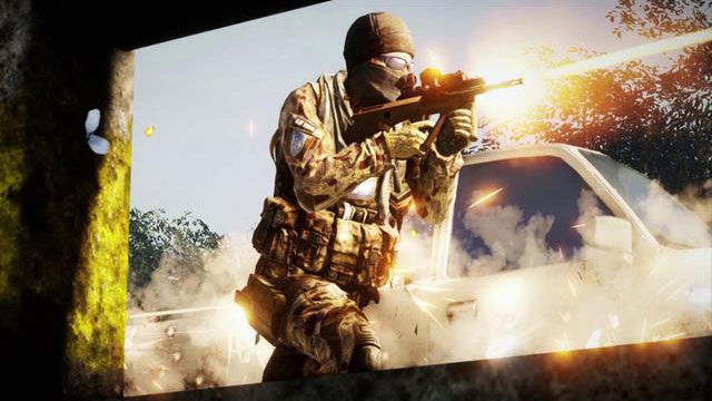 Medal of Honor Warfighter Fire Team