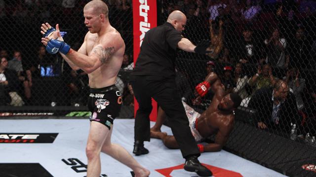 Nate Marquardt Strikeforce