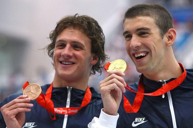 Michael Phelps Beijing 2008 Olympics 200m IM gold