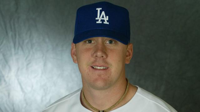 Brandon Weeden Baseball Dodgers