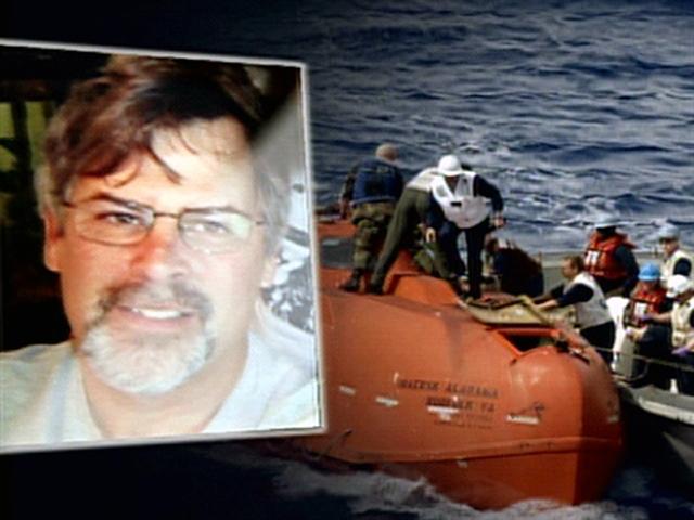 Matt Bissonnette Capt. Phillips Somali Pirates