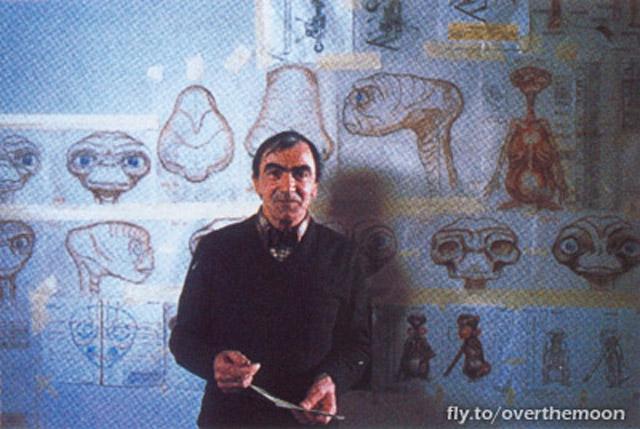 carlo rambaldi dead father of ET 1