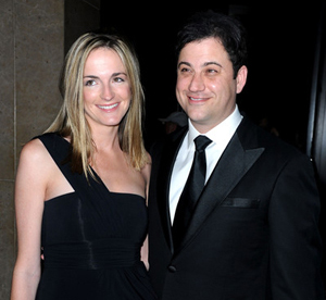 Jimmy Kimmel Molly McNearney engaged South Africa