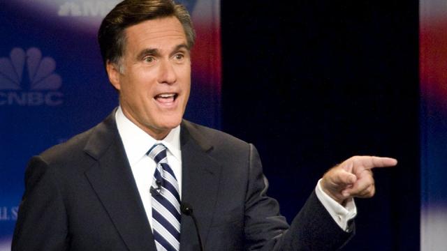 Mitt Romney African-American Support