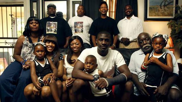 Morris Claiborne Family