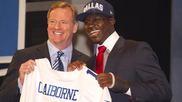Morris Claiborne 2012 NFL Draft