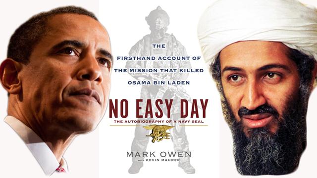 no easy day osama obama