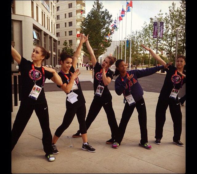Team USA Channels Usain Bolt