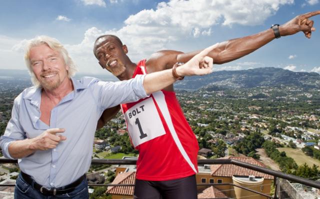 Usain Bolt Rich