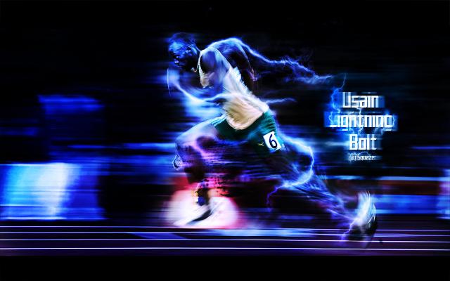 Usain Lightning Bolt