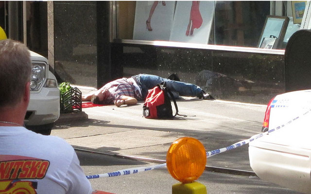 empire state building shooting victim