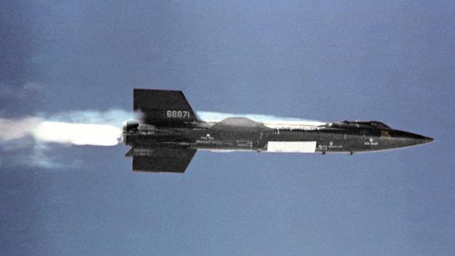 X-15 NASA Neil Armstrong dead