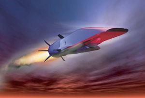 X-51A Waverider scramjet crashes hypersonic
