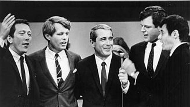 andy williams dead friends kennedys