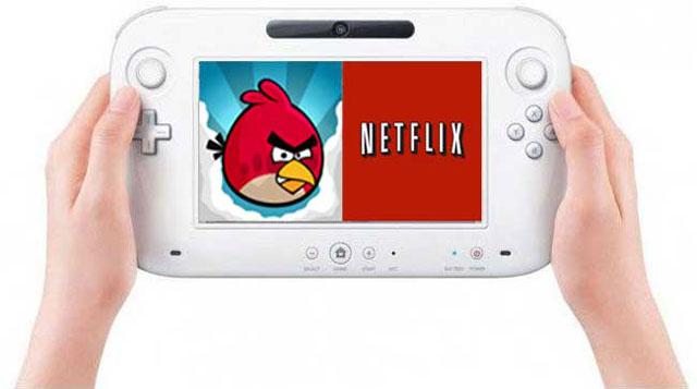 Apps Wii U