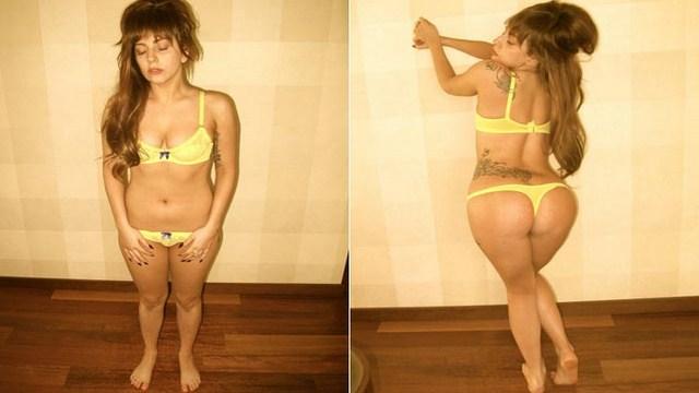Lady Gaga Launches Body Revolution