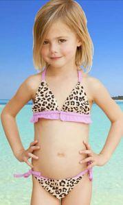 """The """"Mini Cha Cha Bikini"""" from Hurley's Line"""