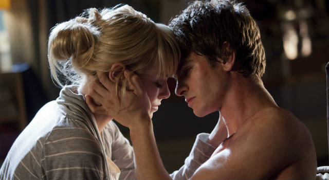 Andrew Garfield, Spider-Man, The Amazing Spider-Man, movies, Emma Stone