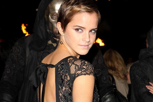 Emma Watson Facebook