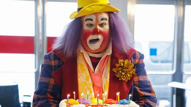 Stonestreet's Fizbo the Clown