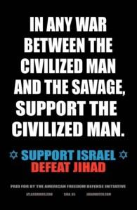 Geller's Anti-Jihad ad