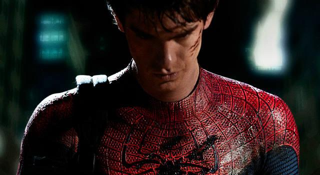 Andrew Garfield, Spider-Man, The Amazing Spider-Man, movies