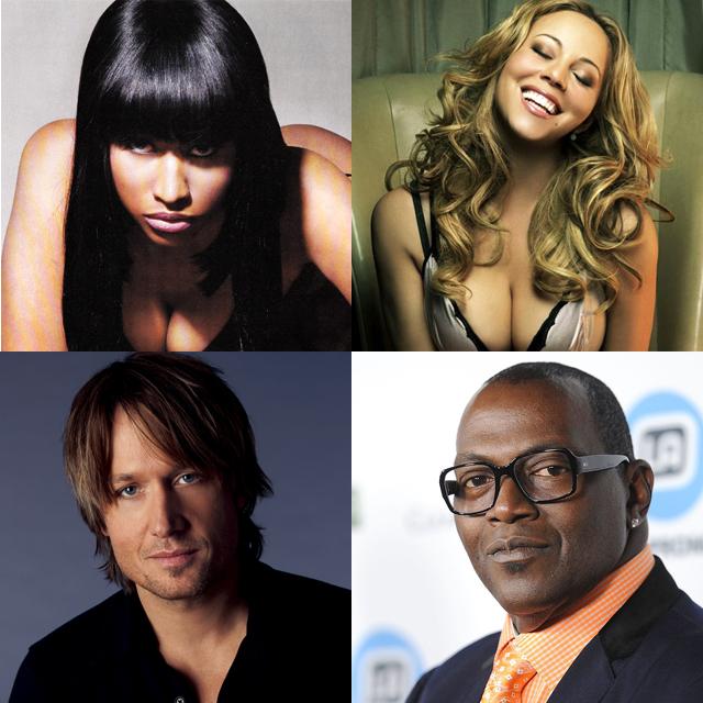 Nicki Minaj American Idol Season 12 judge panel