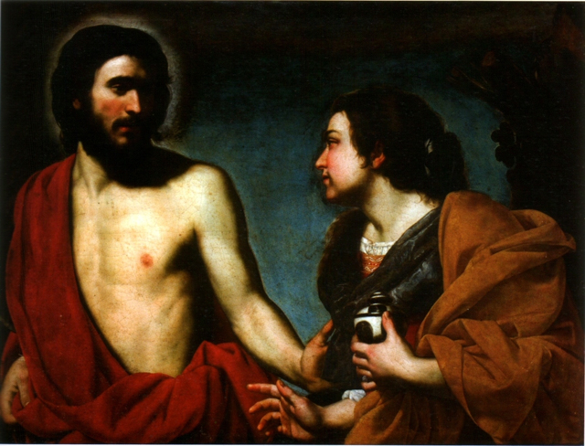 jesus is married to mary magdalene