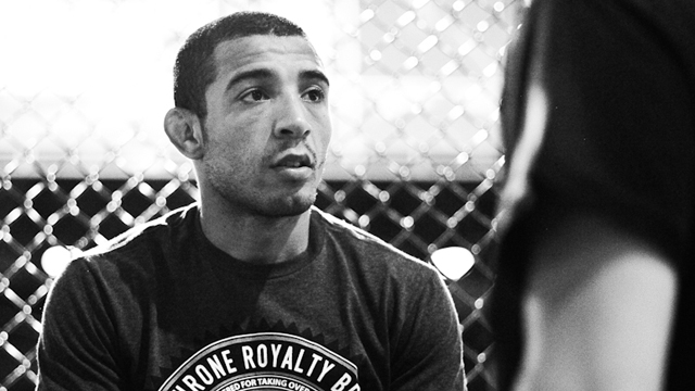Could Aldo be fighting at UFC 156