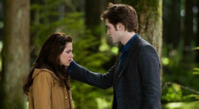 Rob Pattinson, Kristen Stewart, Twilight, reunited